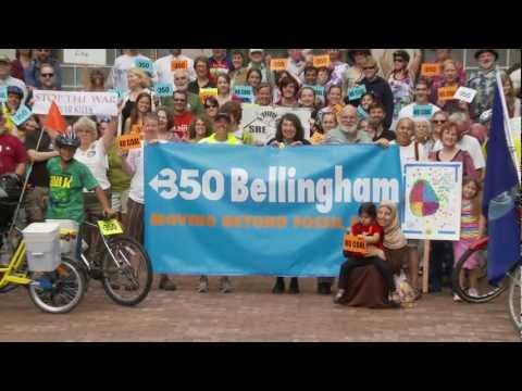 350Bellingham Moving Planet Rally