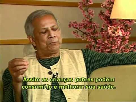 Muhammad Yunus - Criando Empresas Sociais (detalhado)