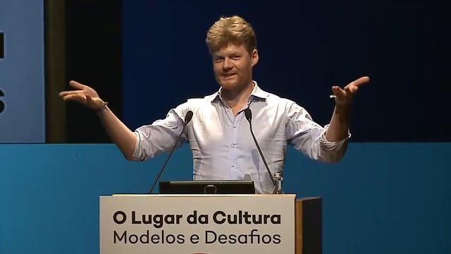 Christian Felber @ O Lugar da Cultura