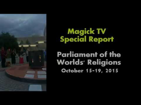 Best of Magick TV - PWR 2015, Fire Ritual