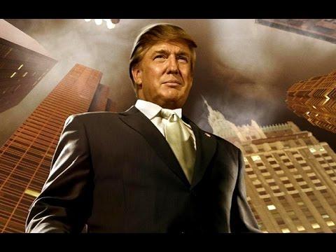The Donald Trump Conspiracy: America's Savior or End of a Nation? -Illuminati Exposed