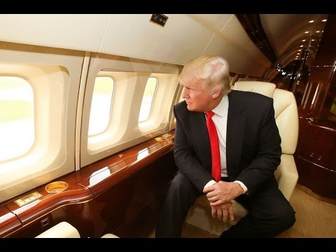 Donald Trump's Private Jet - Boeing 757 | Full Documentary