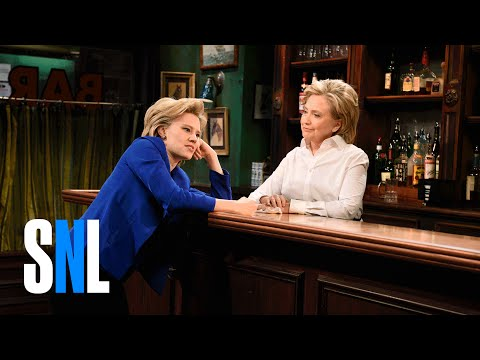 Hillary Clinton Bar Talk - SNL