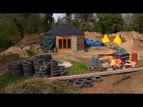 Earthship - Brittany Groundhouse