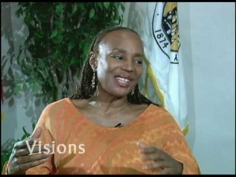 Susan Taylor on Visions [Atl TV]