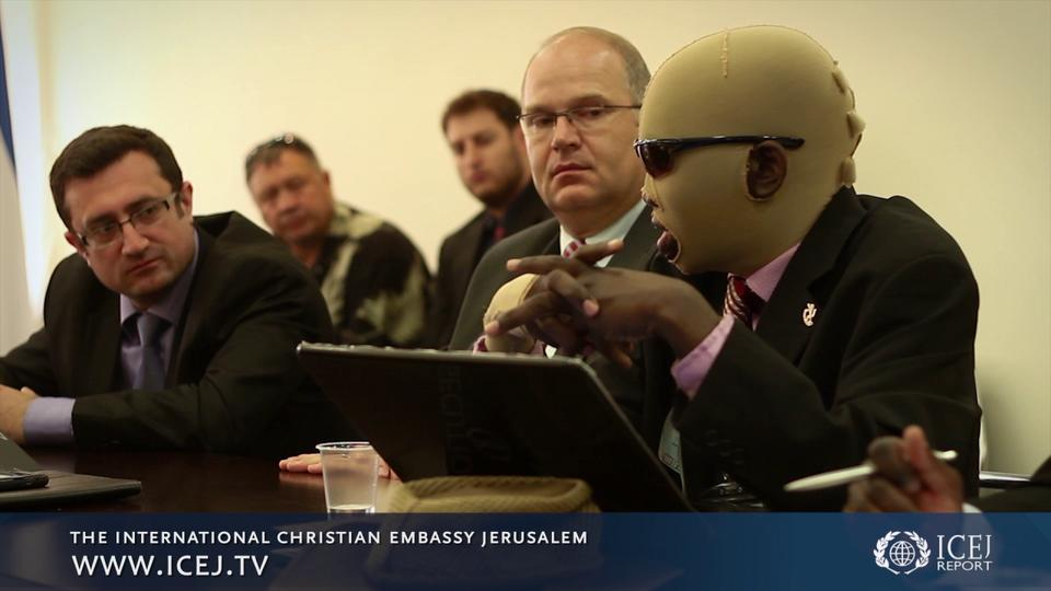 ICEJ Report: Knesset Briefing on Islamist Agenda in Africa