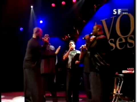 Take 6 LIVE - Take 6 Medley