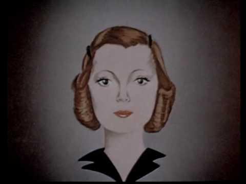 1940's makeup tutorial