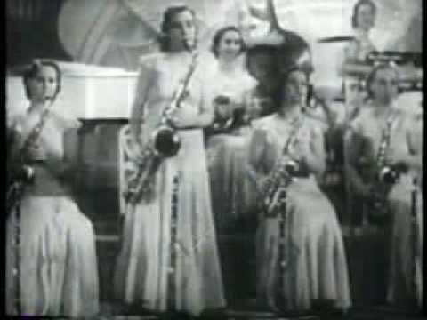 Jazz women of the 1930s and 1940s