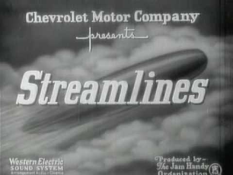 Streamlines 1936 Chevrolet Film