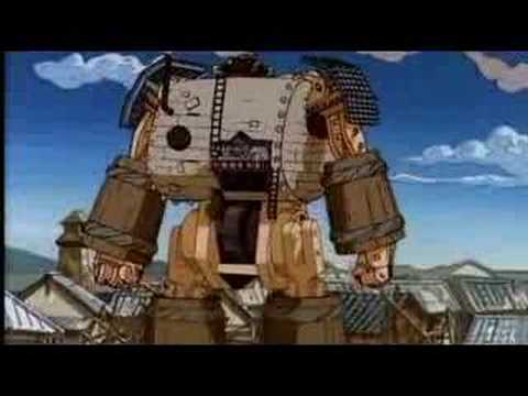 Robot Carnival: A Tale of Two Robots (1 of 2)  [anime]