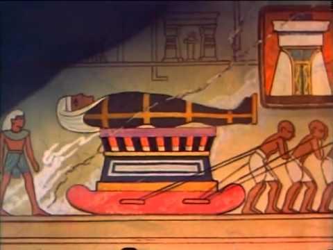Superman - The Mummy Strikes