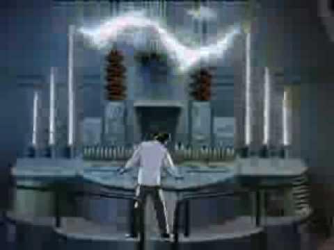 "Fleischer Superman cartoons ""Electric Earthquake"" 7/8"