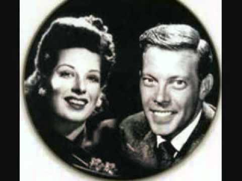 Dick Haymes and Helen Forrest - I'll Buy That Dream (1945)