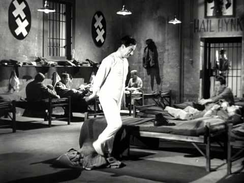 """Charlie Chaplin in """"The Great Dictator"""" (HD)"""