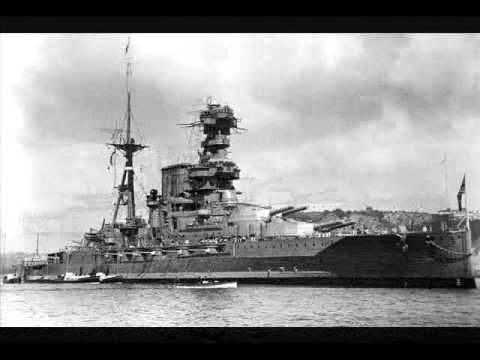 Battleship HMS Queen Elizabeth