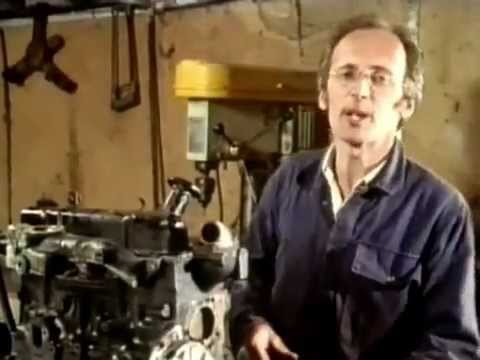 Secret Life of Machines -  Internal Combustion Engine