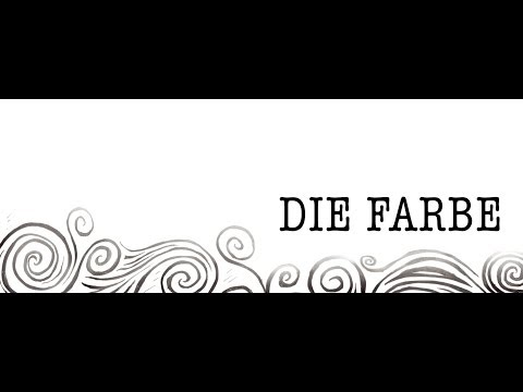 Die Farbe - The Color Out of Space