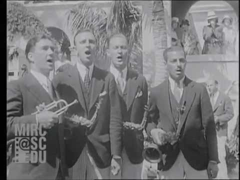 Howard Lanin and his Orchestra - Palm Beach Florida (1930)