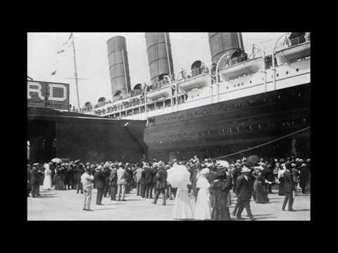 100 Years Ago Today - The Sinking of The Lusitania
