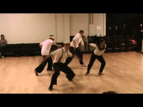 "Hip-Hop, House, and Solo Jazz Performance to Gabin's ""Doo Uap Doo Uap"" Electro-swing Jam!"