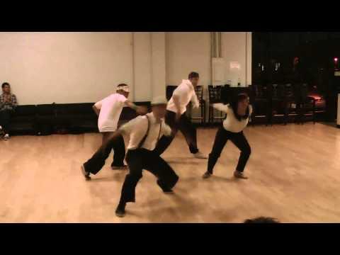 "Hip-Hop, House, and Solo Jazz Performance to Gabin's ""Doo Uap Doo Uap"" Electro-swing Jam!"