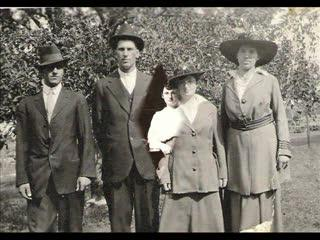 ANTHONY SUTTER FAMILY, WALKERTON, ONTARIO