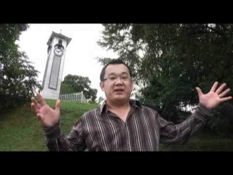保护马来西亚文化遗产(一)沙巴亚庇艾京生大钟楼