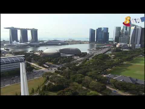 李顯龍:新加坡將參與中國構想的海上絲綢之路