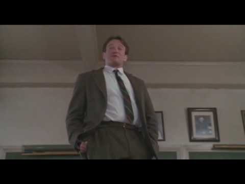 Dead Poets Society : Keating's Class