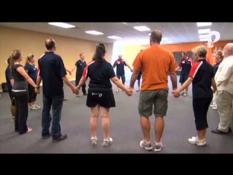 Group Energiser, Warm-Up, Fun Game - Jump In Jump Out