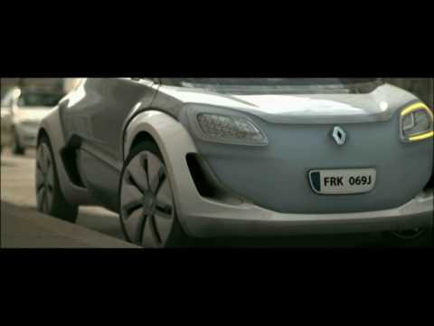 Renault - 4 Electric concept cars Zero Emission