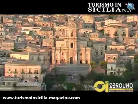 """Modica:a """"voyage"""" in the baroque  heart of  Sicily"""