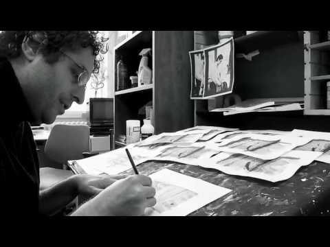 LIPSETT'S DIARIES - IN THEODORE USHEV'S STUDIO