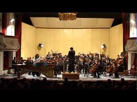Percussion Concerto No.3 'Genesis'