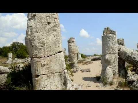 Travel Bulgaria 2013 Stone Forest Pobiti Kamani Побити камъни