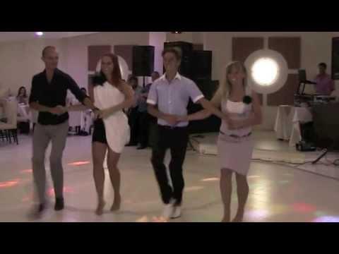 Българска сватба (Bulgarian marriage) - Поздрав с шопски танц