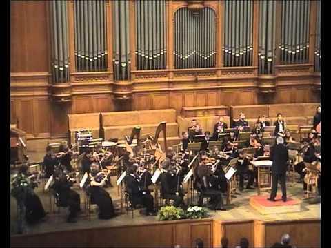 Г. Малер Адажиетто, Симфония № 5 (G. Mahler.Adagietto, Symohony № 5)