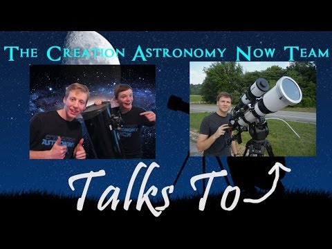 Interview with David Rives - Creation Astronomy Now Podcast