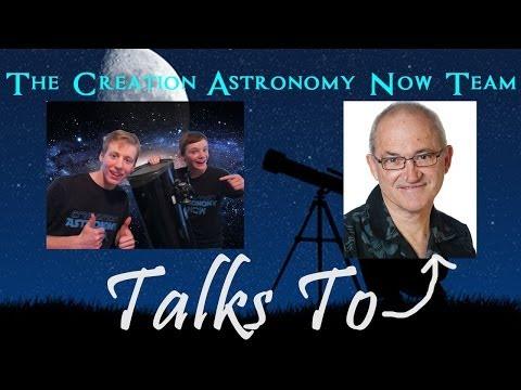 The Big Bang Smoking Gun - Interview with Creation Scientist Dr. John G. Hartnett PhD