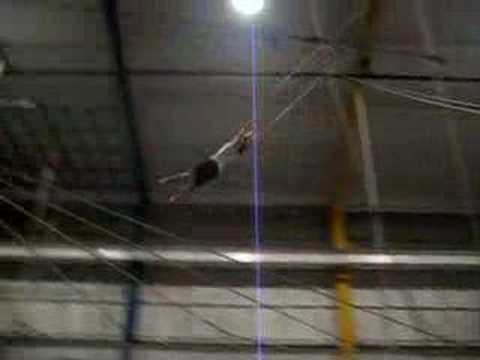 Flying Trapeze Tracy M