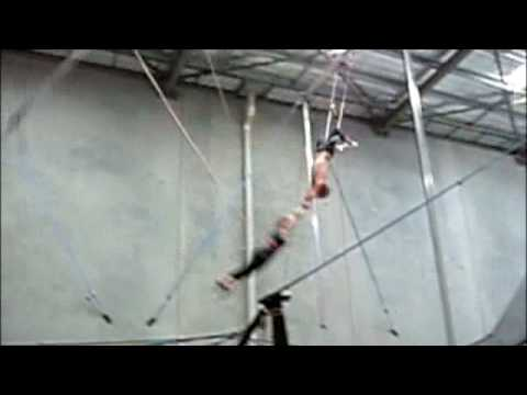 ARCAA Flying Trapeze Class