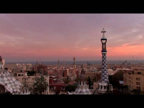 Barcelona Street Lights