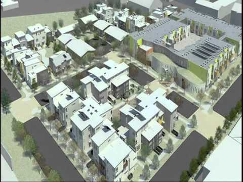 Oakland's Tassafaronga Village Wins ABAG Growing Smarter Together Award
