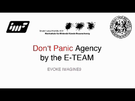 IMAGINE9- Don't Panic Agency