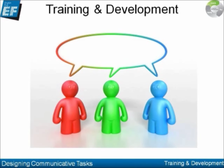 Designing Communicative Tasks