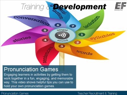 Pronunciation Games with Lynn Brown