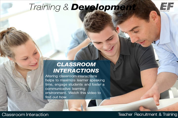 Classroom interactions with Laura Wilkes