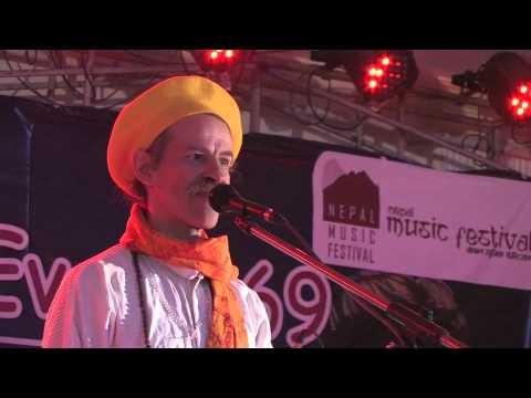 Nepal Music Festival - Music 4 Peace on Peace Day