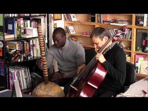 NPR Music Tiny Desk Concert: Ballake Sissoko And Vincent Segal